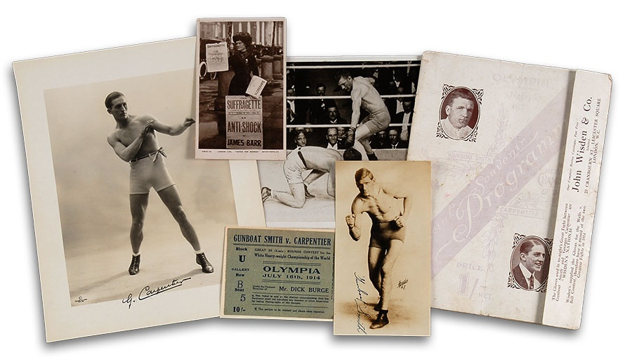 The Mark Mausner Boxing Collection - November 2010 Catalog