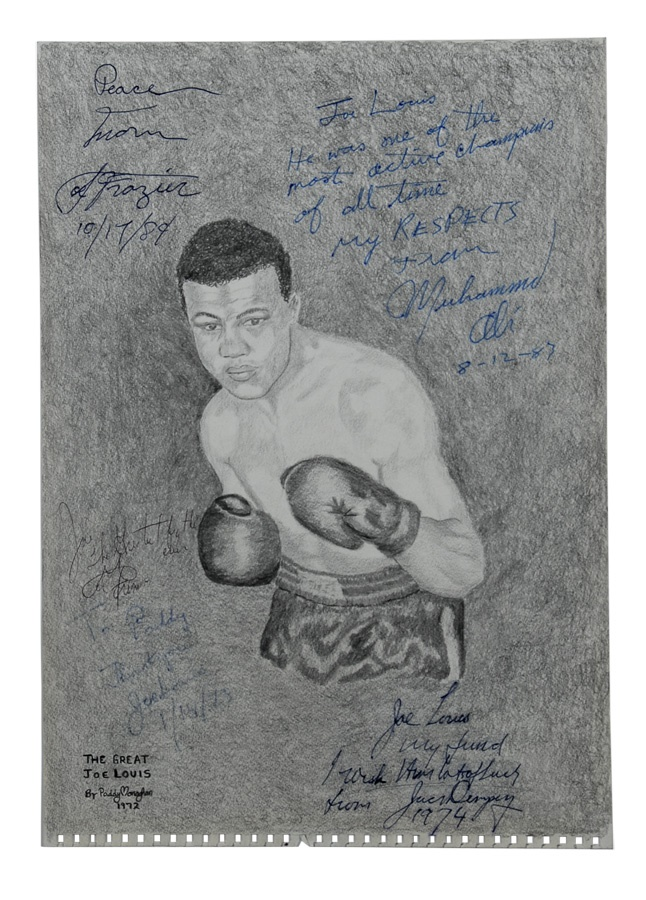 The Mark Mausner Boxing Collection - June 2011 Catalog