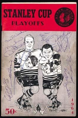 Hockey - December 2001