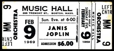 Janis Joplin - December 2001