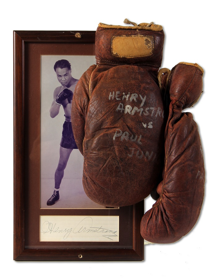 Muhammad Ali & Boxing - December 2011 Catalog
