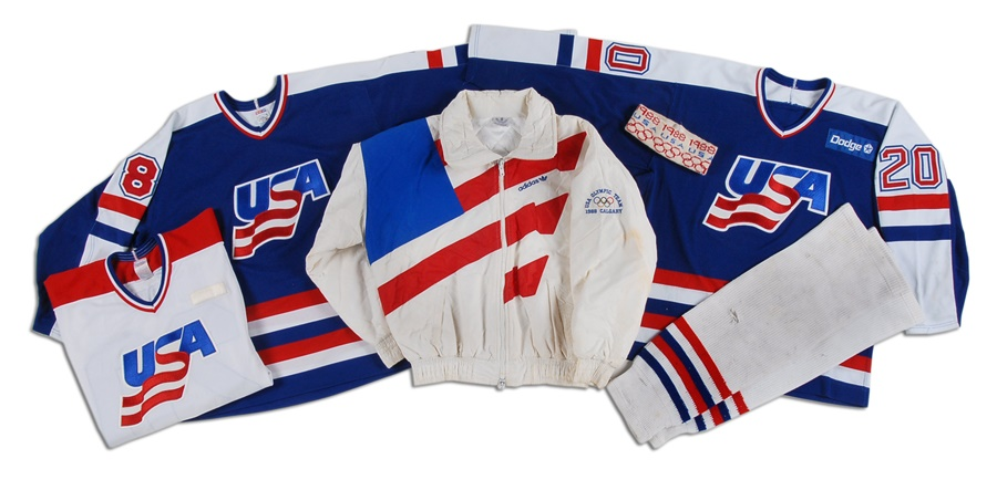 Hockey - Spring 2012 Catalog Auction