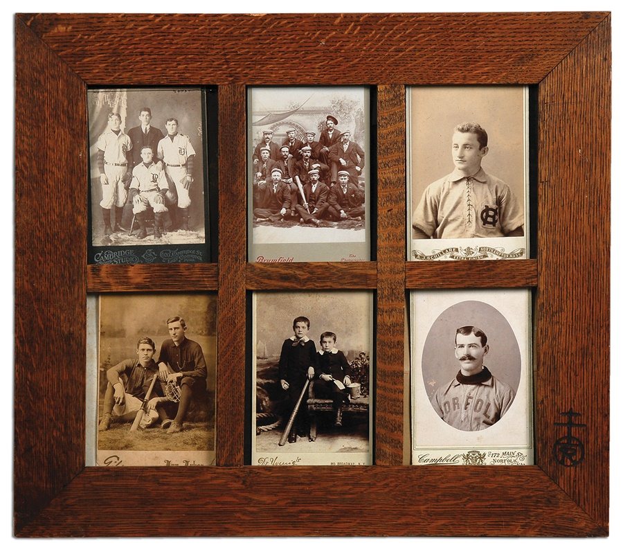 Baseball Memorabilia - Spring 2012 Catalog Auction