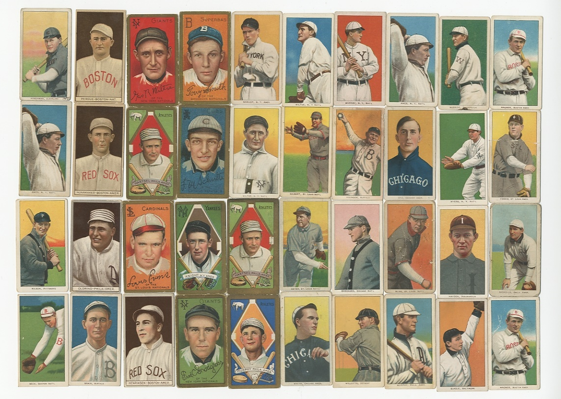 Sports and Non Sports Cards - Spring 2012 Catalog Auction