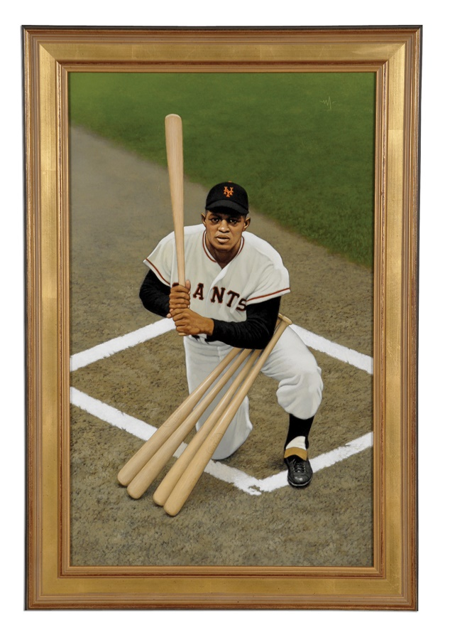 Sports Fine Art - Spring 2012 Catalog Auction