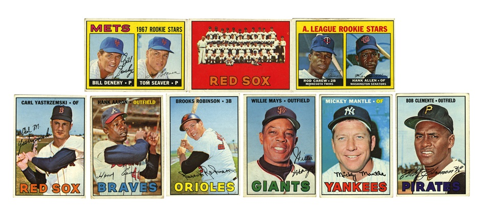 Sports and Non Sports Cards - Fall 2012 Catalog Auction