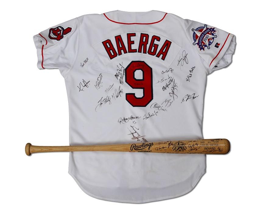 The Carlos Baerga Collection - Fall 2012 Catalog Auction