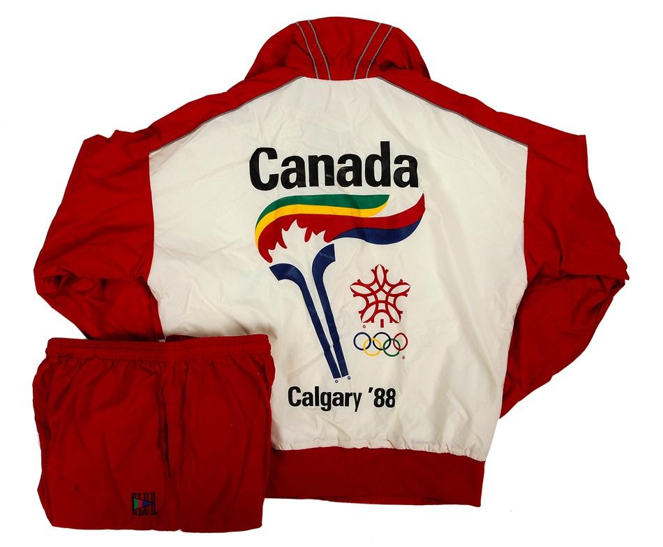 The Bob Watt Olympic Hockey Collection - Fall 2012 Catalog Auction