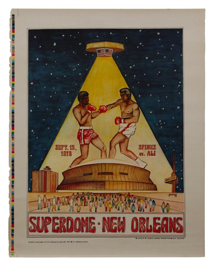 Muhammad Ali & Boxing - Fall 2012 Catalog Auction