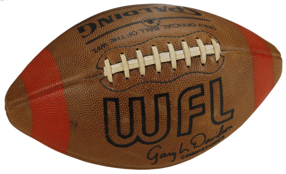 Football - Fall 2012 Catalog Auction