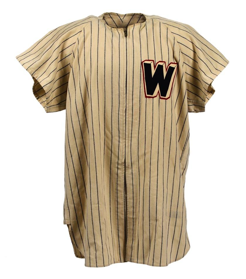 Baseball Equipment - Fall 2012 Catalog Auction