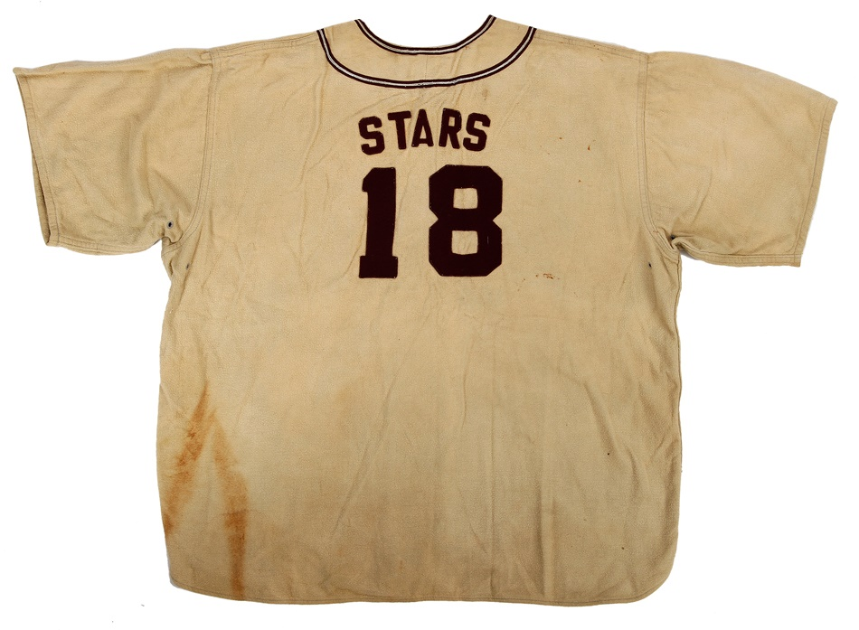 Negro Leagues - Fall 2012 Catalog Auction