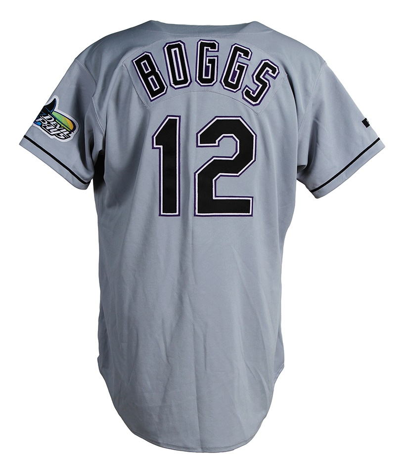 The Wade Boggs Collection - Spring 2013 Catalog Auction