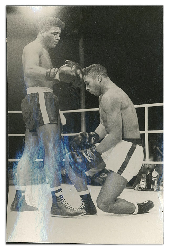 The Floyd Patterson Collection - Spring 2013 Catalog Auction
