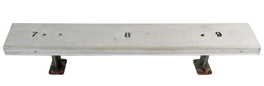 Stadium Artifacts - Spring 2013 Catalog Auction