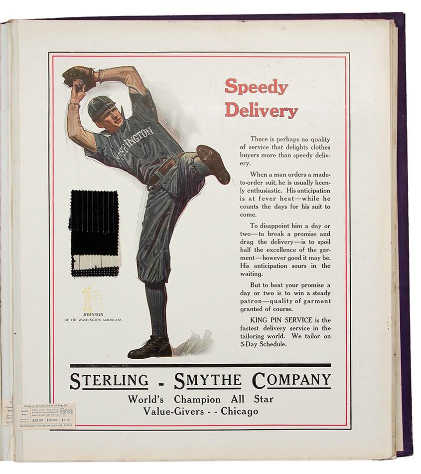 Baseball Memorabilia - Spring 2013 Catalog Auction