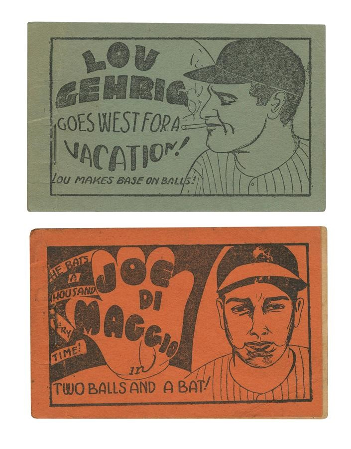 Ruth and Gehrig - Fall 2013 Catalog Auction