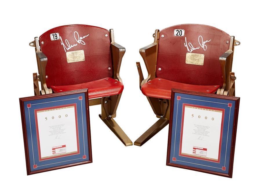 Stadium Artifacts - Fall 2013 Catalog Auction