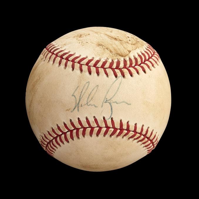 Baseball Equipment - Fall 2013 Catalog Auction