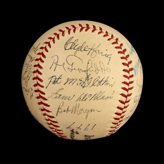 Jackie Robinson & Brooklyn Dodgers - Fall 2013 Catalog Auction