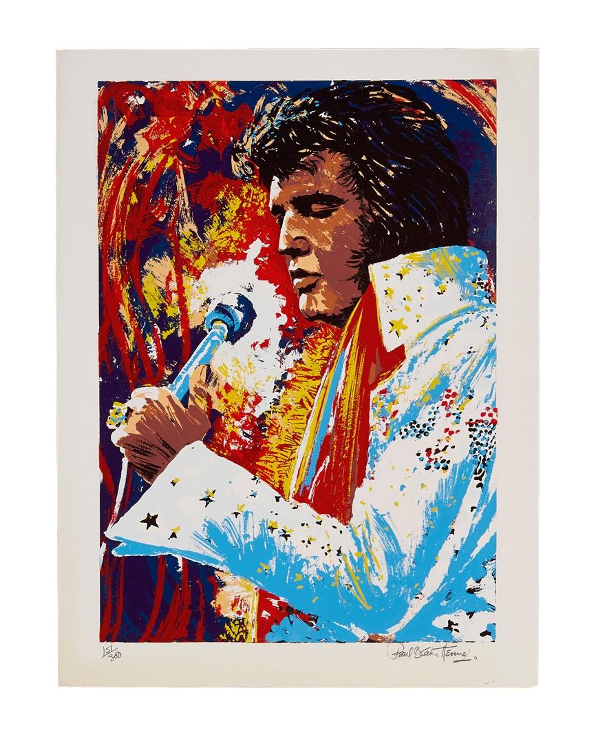 Rock 'n'  Roll - Fall 2013 Catalog Auction