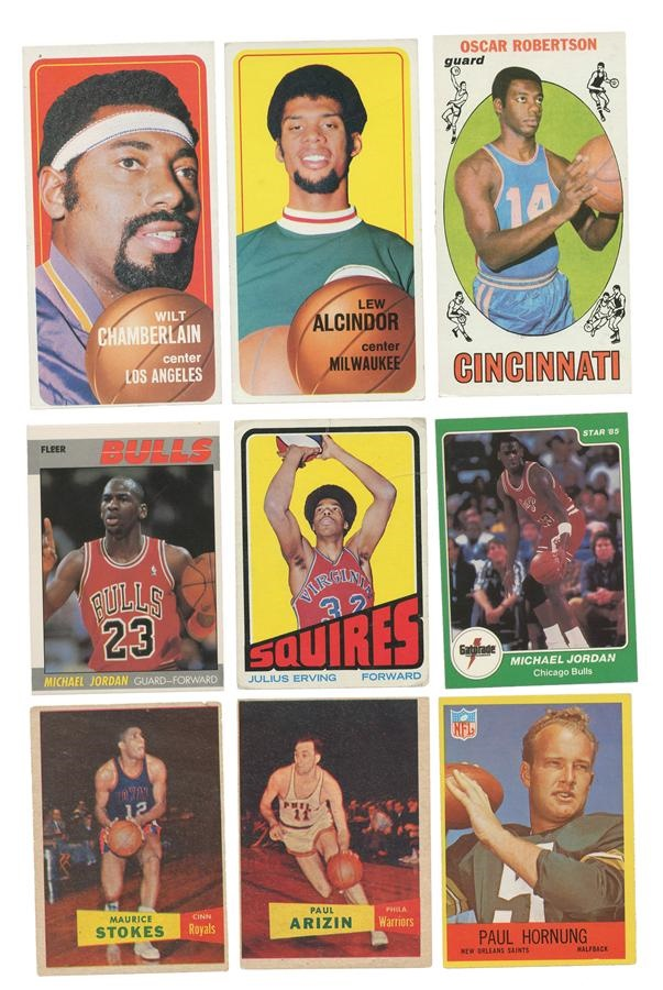 Sports and Non Sports Cards - Fall 2013 Catalog Auction