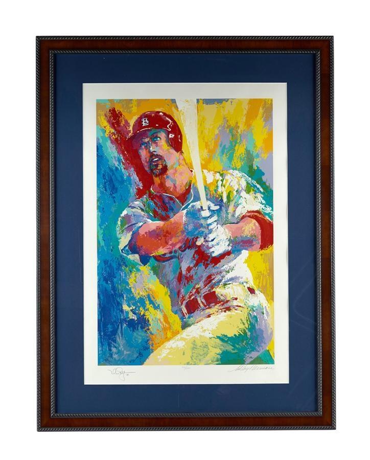 Sports Fine Art - Fall 2013 Catalog Auction