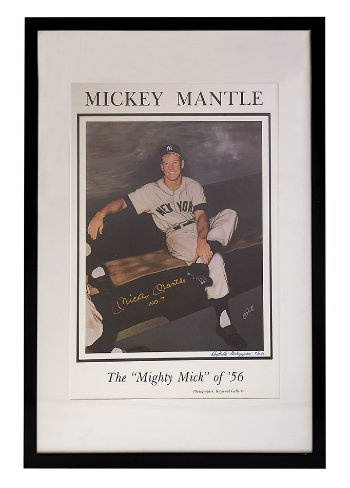 Mantle and Maris - Spring 2014 Catalog Auction