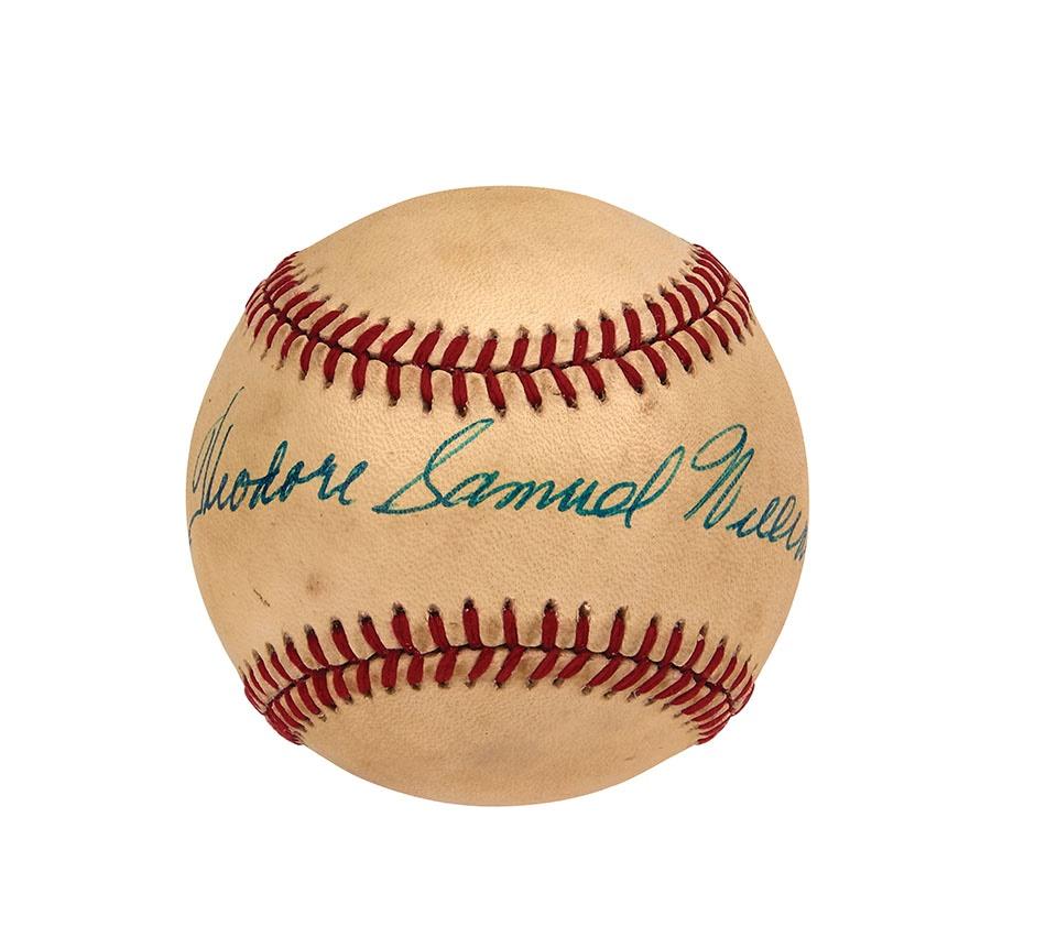 Boston Sports - Spring 2014 Catalog Auction