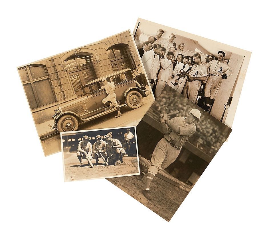 The Mickey Cochrane Collection - Spring 2014 Catalog Auction