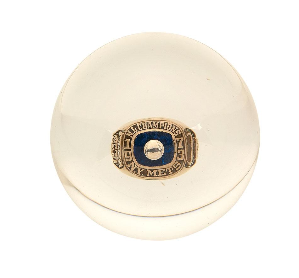 Baseball Rings and Awards - Spring 2014 Catalog Auction