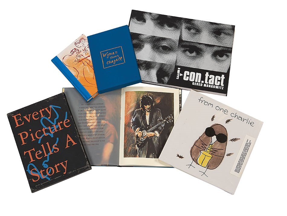 Rock 'N' Roll - Spring 2014 Catalog Auction
