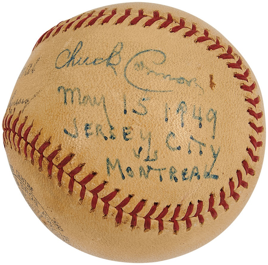 Jackie Robinson & Brooklyn Dodgers - Fall 2014