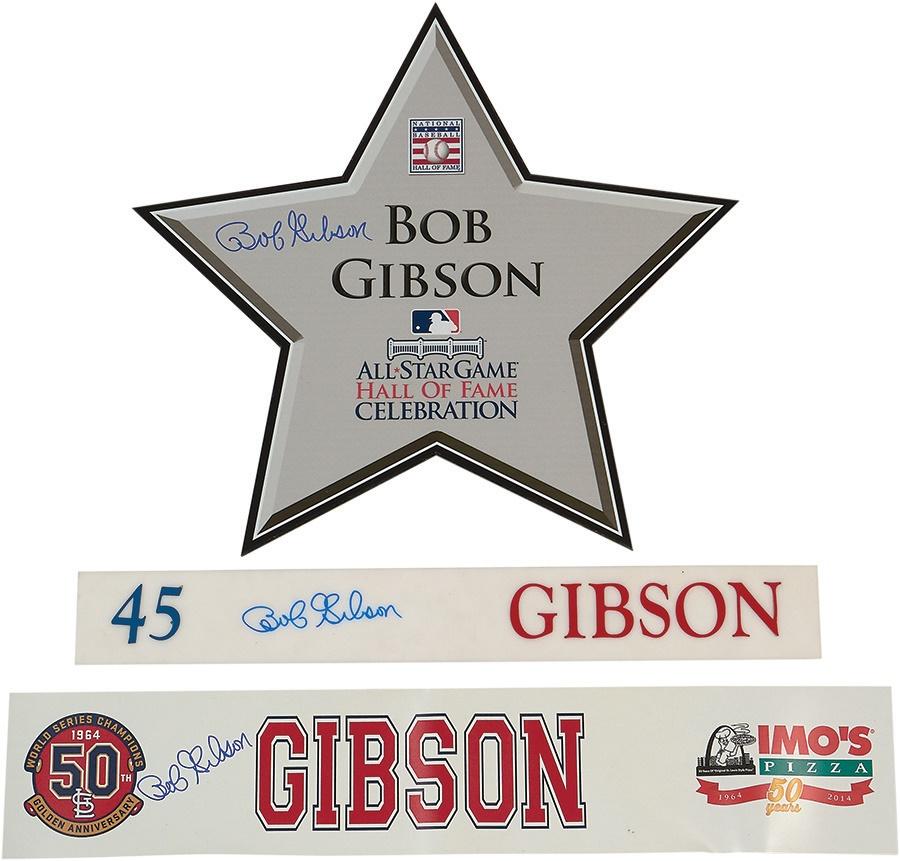 The Bob Gibson Collection - Fall 2014