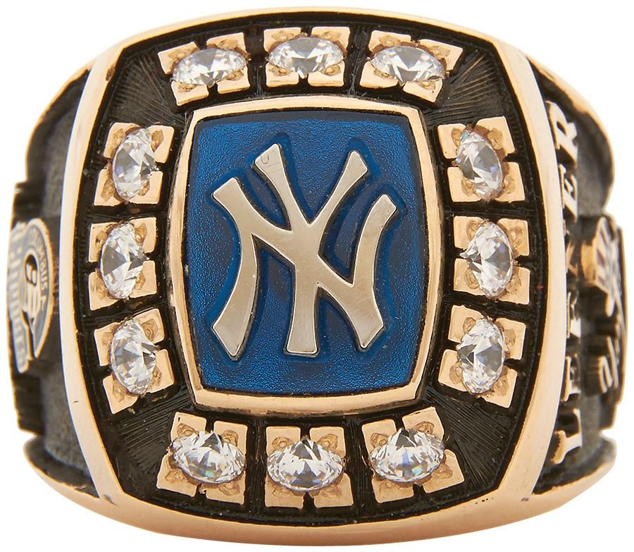 Baseball Rings and Awards - Fall 2014