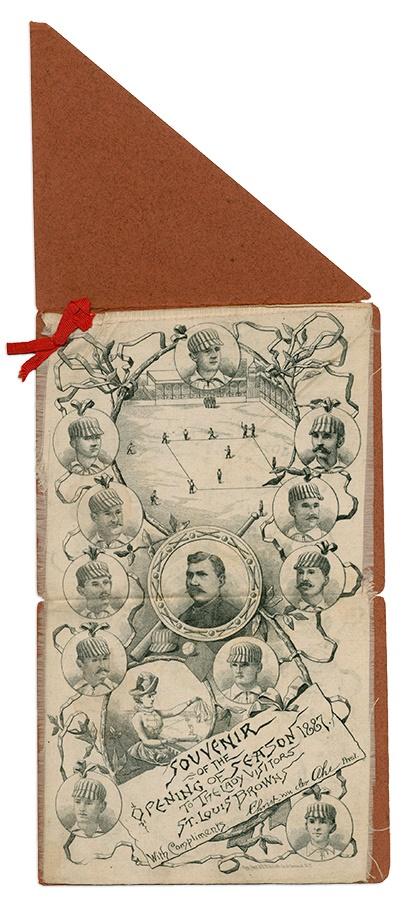 19th Century Baseball - Fall 2014