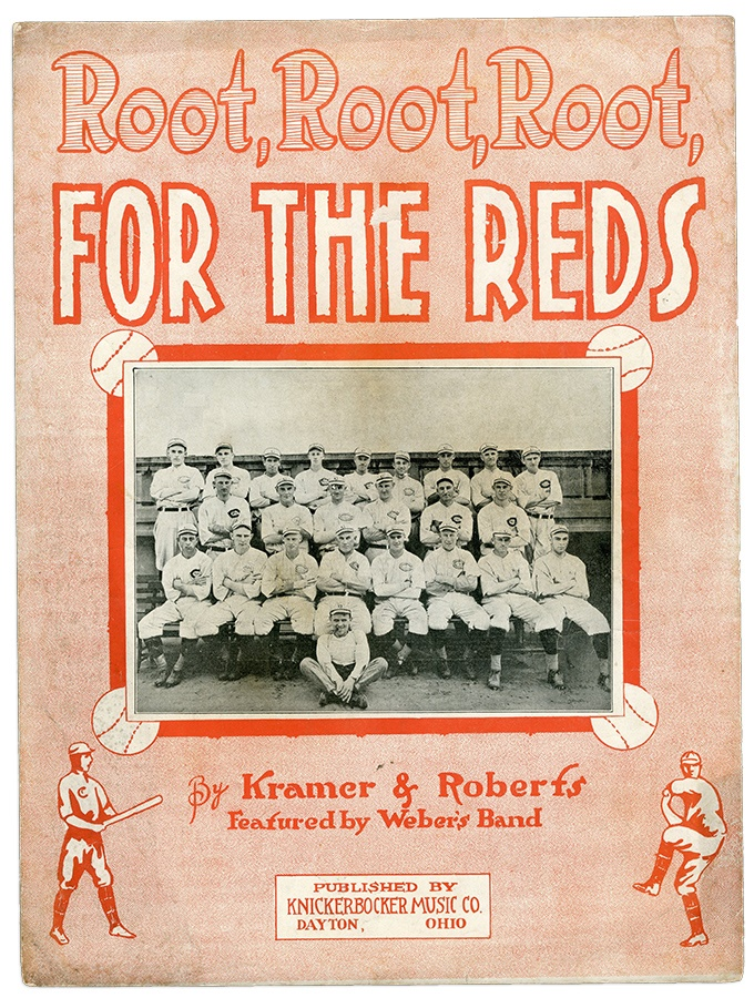 Pete Rose & Cincinnati Reds - Fall 2014