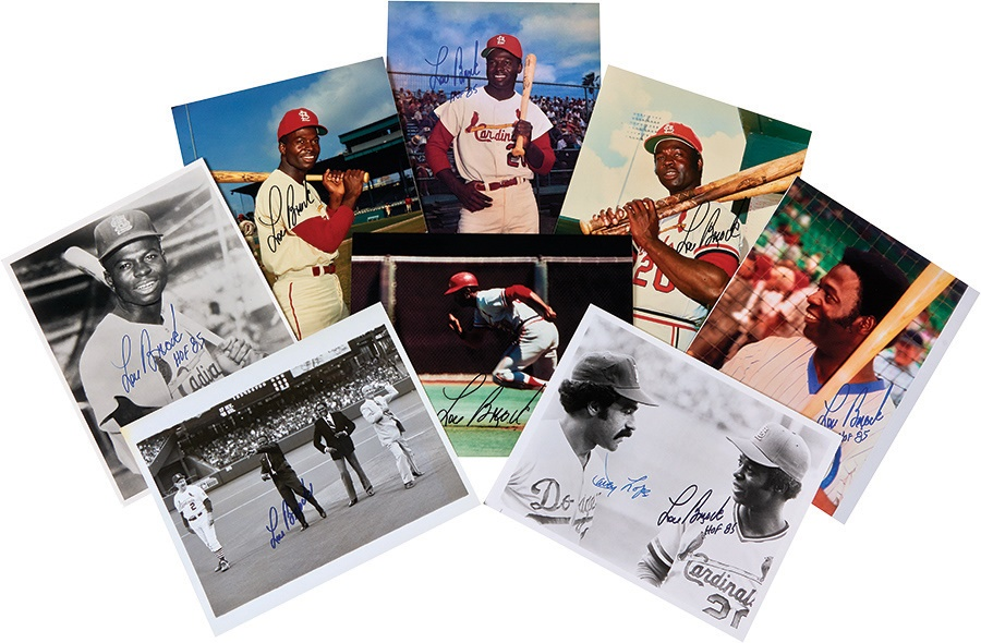 The Lou Brock Collection - Fall 2014