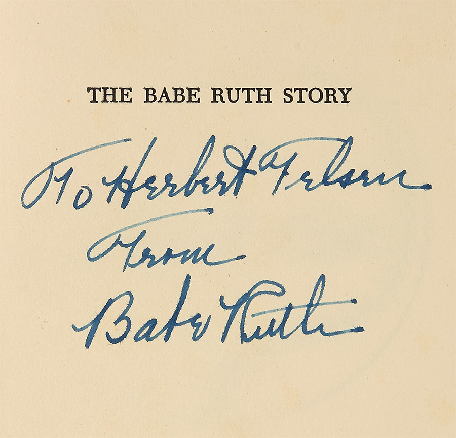 Ruth and Gehrig - Fall 2014