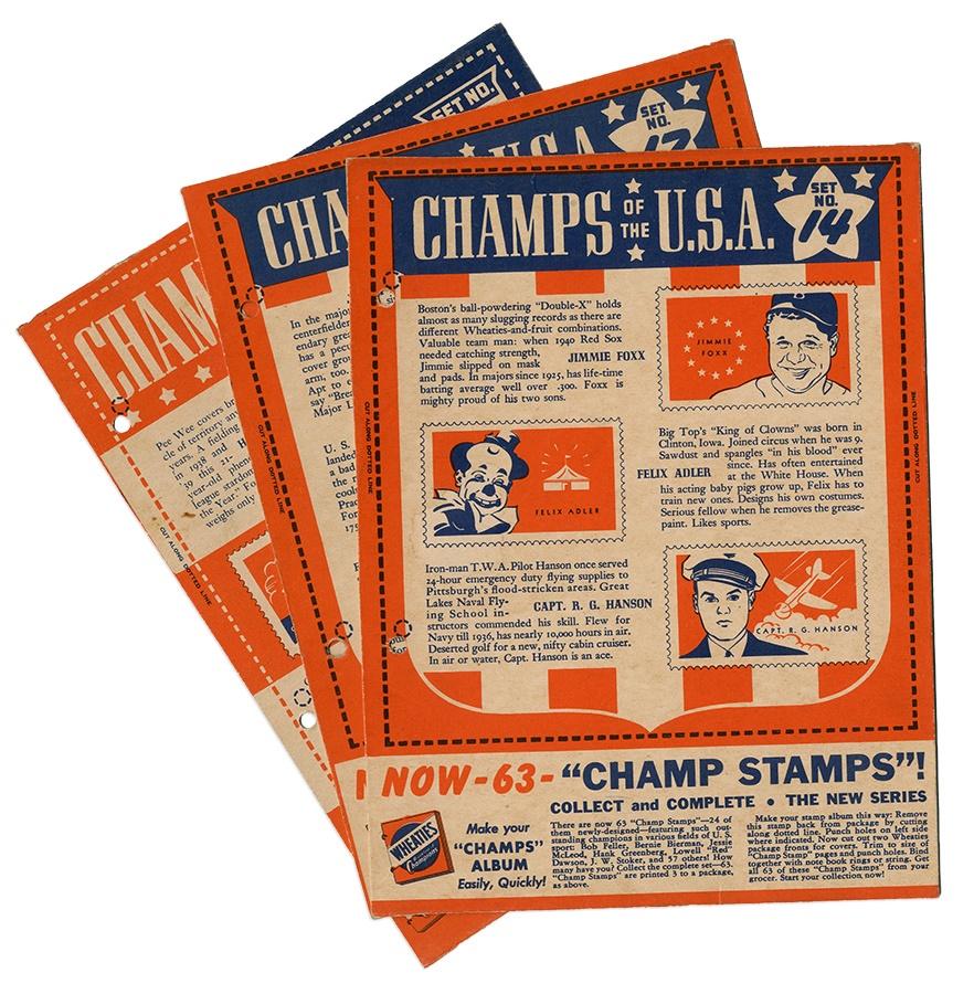 Baseball and Trading Cards - Fall 2014