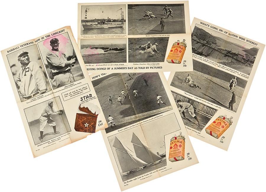 1915-16 Fatima Baseball Posters - Fall 2014
