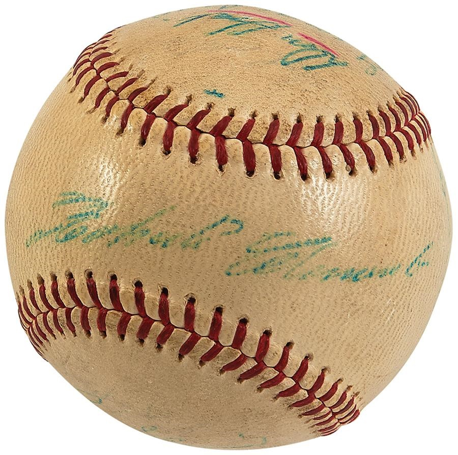 Clemente and Pittsburgh Pirates - Summer 2015 Catalog Auction