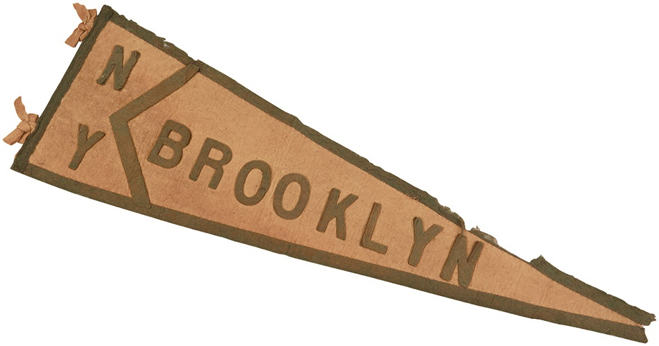 Jackie Robinson & Brooklyn Dodgers - Summer 2015 Catalog Auction