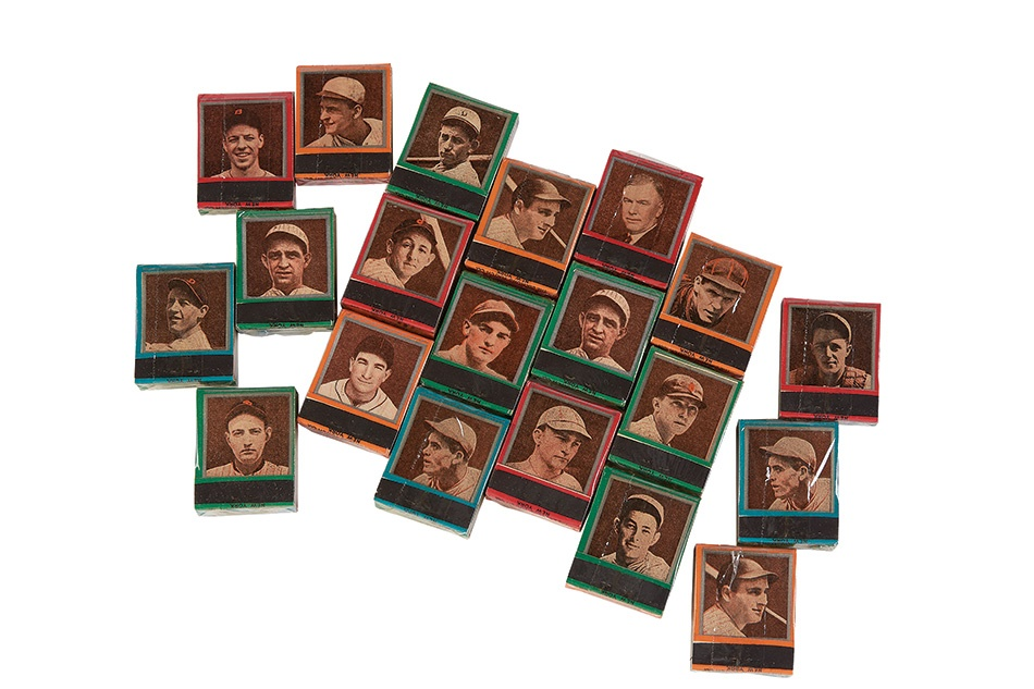 Baseball and Trading Cards - Summer 2015 Catalog Auction
