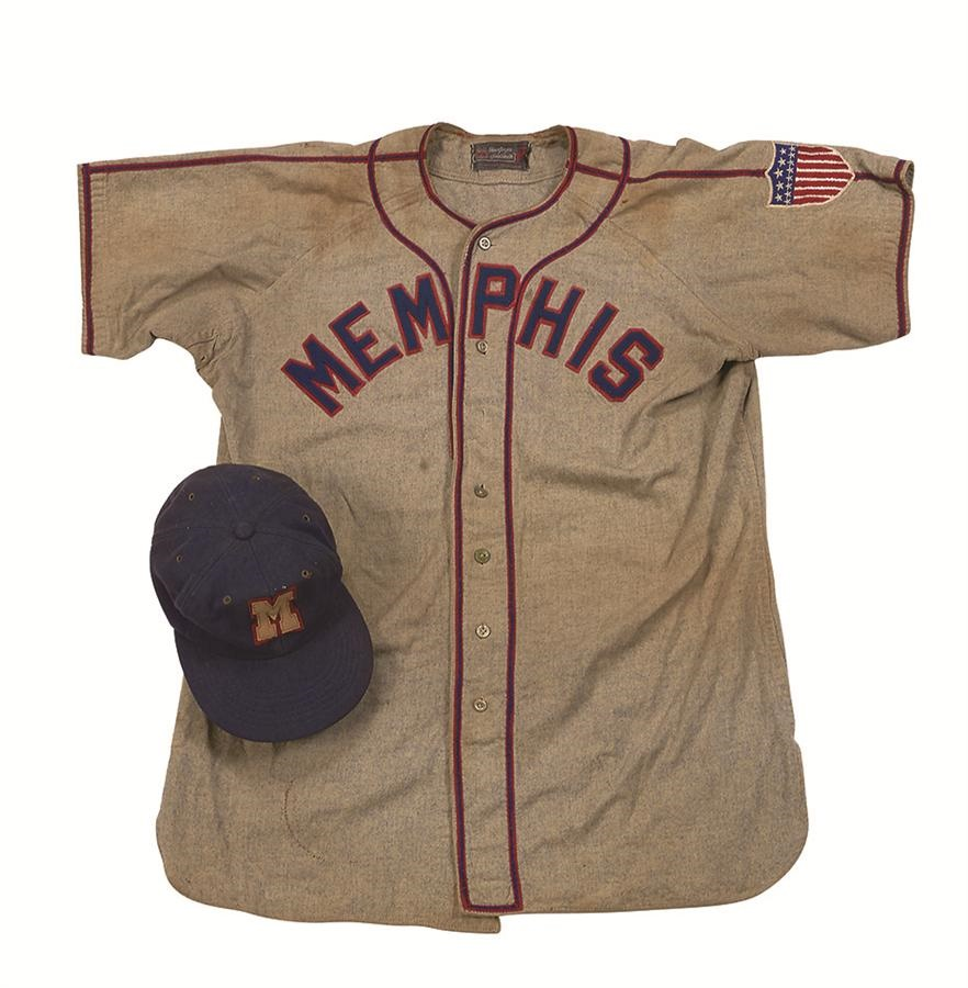 Negro League, Latin, Japanese & International Base - Summer 2015 Catalog Auction