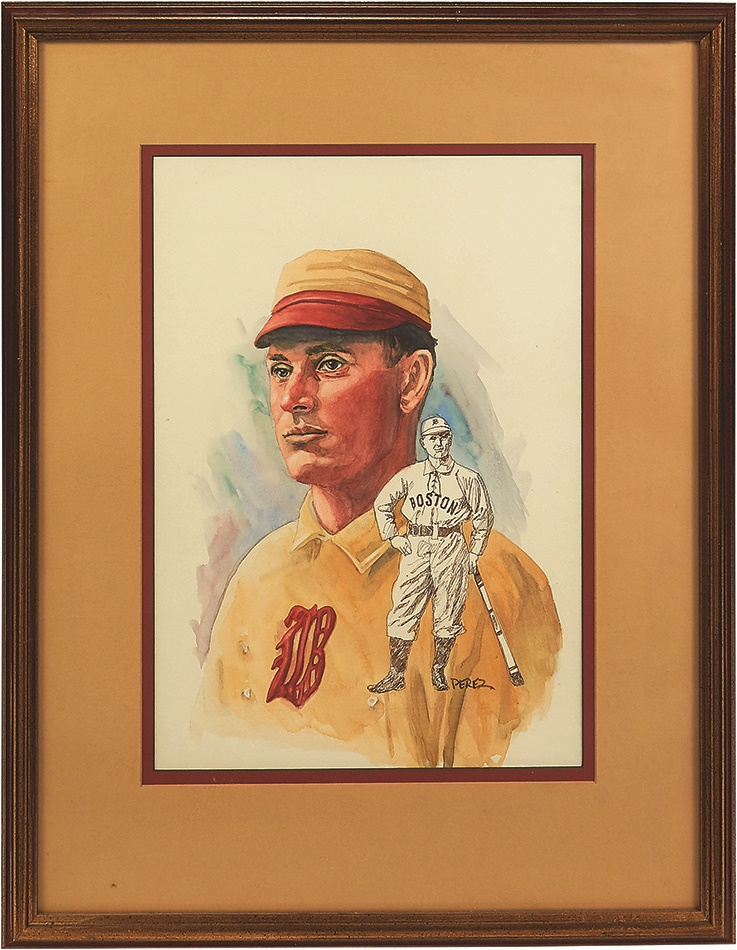 Sports Fine Art - Summer 2015 Catalog Auction