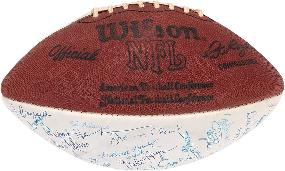 Football - Summer 2015 Catalog Auction