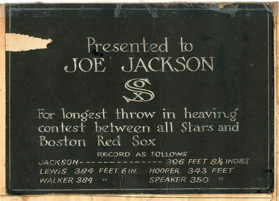 The Joe Jackson Family Scrapbook - Summer 2015 Catalog Auction