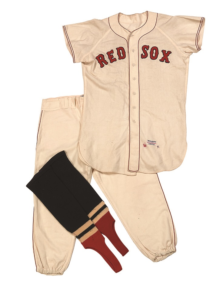 Boston Sports - Summer 2015 Catalog Auction
