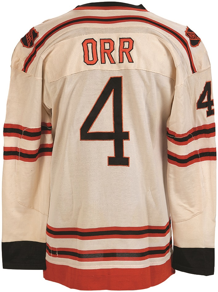 1972 Bobby Orr NHL All-Star Game Worn Jersey – Photo-Matched ce12096b7